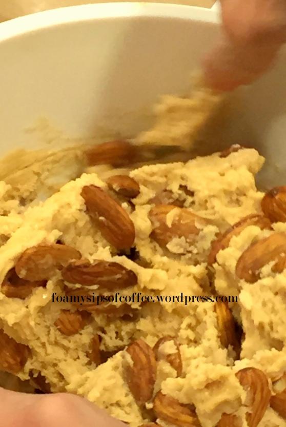 carquinyolis dough
